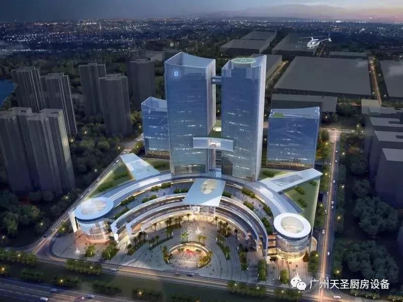热烈庆祝广州vwin德赢备用官网与宝能集团成功签约达成战略合作